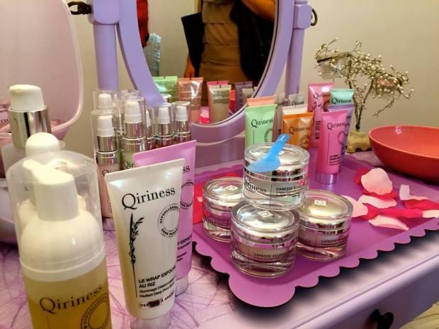 Produits de beauté Qiriness